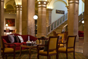 Imperial Renaissance Hotel Lobby